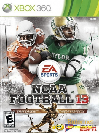 Ncaa Football 13 USA (2012) [NTSC] [LT+2.0 и выше]