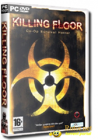Killing Floor v.1036 (2012) PC | RePack от Magic_People