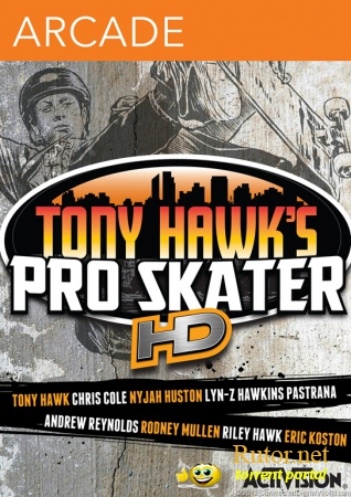 [XBOX360] Tony Hawk's Pro Skater HD [ENG/2012/Freeboot JTAG]