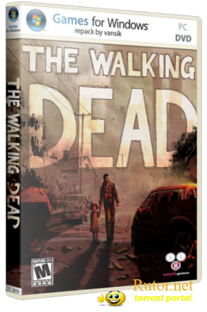 The Walking Dead: The Game. Episode 1 to 2 RUS