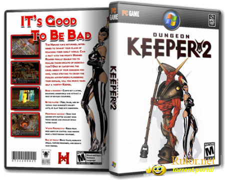 Dungeon Keeper 2 (1999) RePack от Sash HD