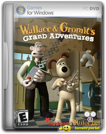 Wallace and Gromit's Grand Adventures. Episode 1 to 4 (Telltale Games) (Eng/Rus) [RePack] от Audioslave