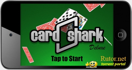 [+iPad] Card Shark Collection™ (Deluxe) [6.2.9, Карточная, iOS 3.1, ENG]