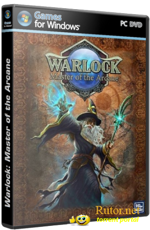 Warlock: Master of the Arcane [v.1.2.1.42 + 2 DLC] (2012) PC | RePack от R.G. Catalyst(обновлено)