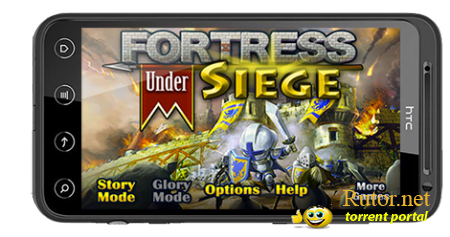 [Android] Fortress Under Siege (1.0) [Стратегия, ENG]