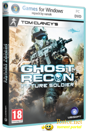 Tom Clancy's Ghost Recon: Future Soldier [v.1.3] (2012/PC/RePack/Rus)