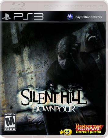 [PS3] Silent Hill: Downpour (2012) [RUS] [TrueBlue]