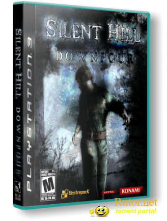 [PS3] Silent Hill: Downpour (2012) (RUS\Kmeaw 3.55)