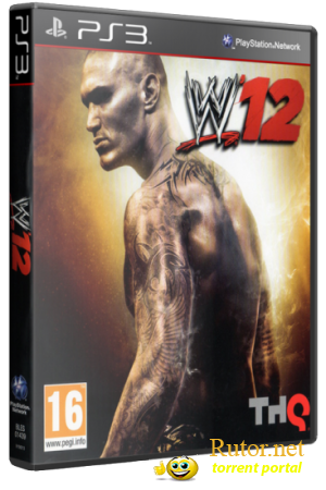[PS3] WWE 12 (2011) [EUR] [ENG] (3.55 Kmeaw)