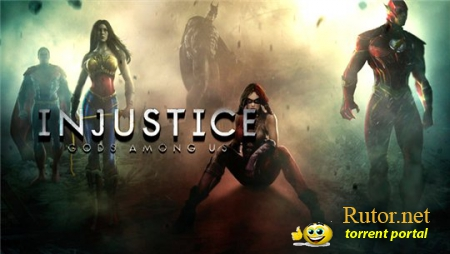 Injustice: Gods Among Us (2012) Трейлер