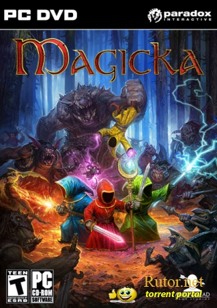 Magicka + DLC's (2011) PC | Steam-Rip от R.G. Игроманы