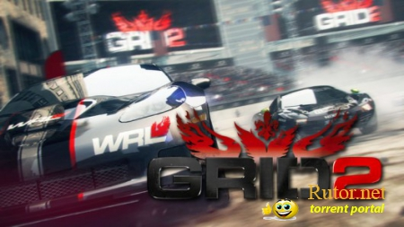 Race Driver: GRID 2 (2013) Трейлер