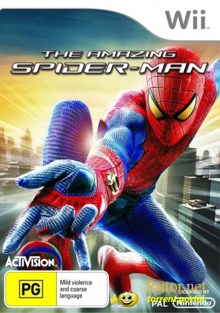 [Wii] The Amazing Spider-Man (2012) [PAL/Multi3] 2012
