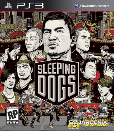 [PS3] Sleeping Dogs [EUR/ENG] [DUPLEX] (DEX) 2012