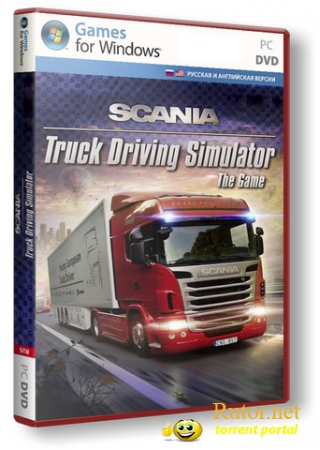 Scania Truck Driving Simulator: The Game (2012) PC | RePack от Scorp1oN(обновлено)