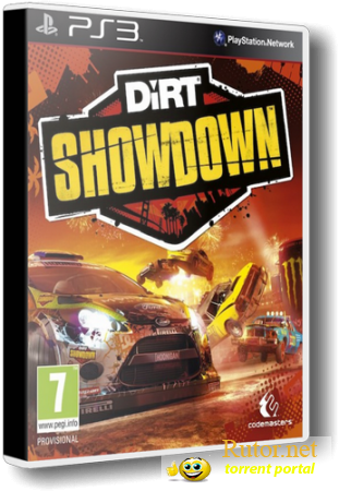 [PS3] DiRT Showdown [EUR/ENG][Kmeaw 3.55]