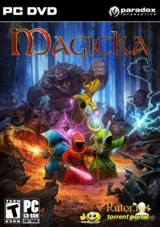 Magicka + DLC's (2011) PC | Steam-Rip от R.G. Игроманы (SKIDROW / DCCentR)