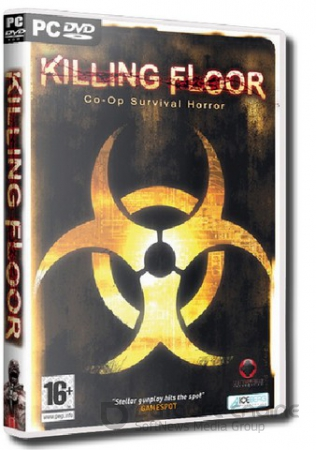 Killing Floor [v.1037.1 +all DLC+SDK] (2012) PC | RePack от Magic_People
