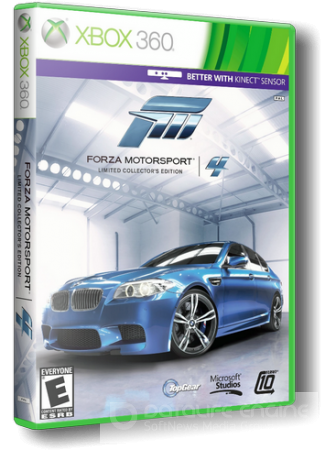 [XBOX360] Forza Motorsport 4 (2011) [PAL][RUSSOUND] [Rip] (LT+3.0)