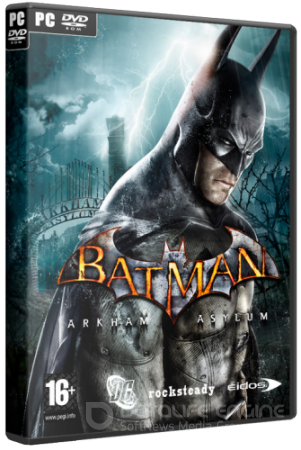 Batman: Arkham Asylum (2009) PC | Лицензия