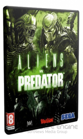 Aliens vs. Predator (2010) PS3 | RePack