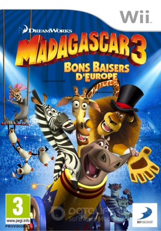 Madagascar 3: Europe's Most Wanted [2012/PAL/MULTI5]