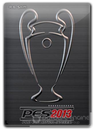 Pro Evolution Soccer 2013 (2012/PC/RePack/Rus) by R.G. Shift