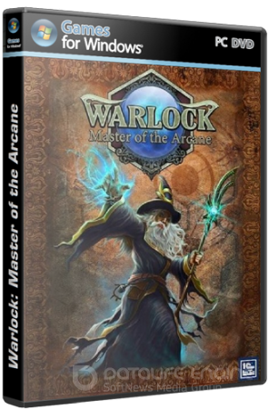 Warlock: Master of the Arcane [v.1.3.0.46 + 4 DLC] (2012) PC | RePack от R.G. Catalyst