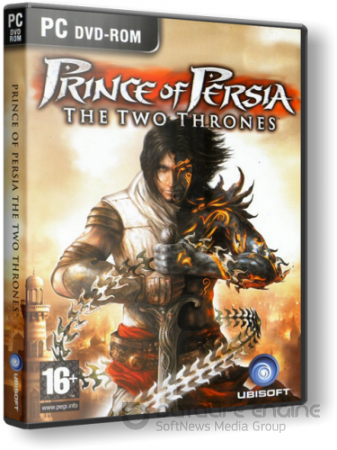 Принц Персии: Два трона / Prince of Persia: The Two Thrones (2006) PC | RePack от R.G. GamersZona