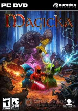 Magicka + DLC's (2011) PC | Steam-Rip от R.G. Origins