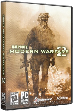 Call of Duty: Modern Warfare 2 [Multiplayer Only] (2009/PC/Rip/Rus) by Death1