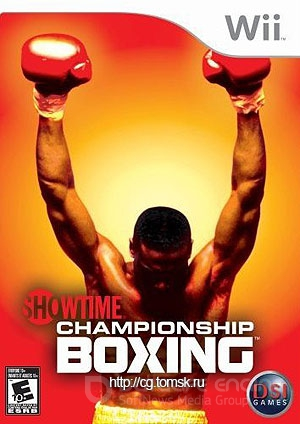 SHOWTIME CHAMPIONSHIP BOXING [WII] [NTSC] [ENG]