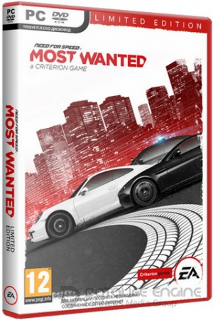 Need for Speed: Most Wanted - Ultimate Speed [DLC Unlocker] [v 1.3.2.1] (2013) PC | Патч