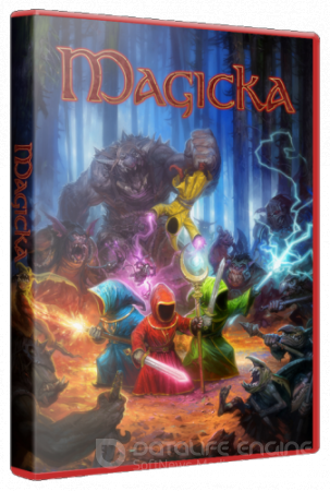 Magicka + DLC's (2011) PC | Steam-Rip от R.G. GameWorks