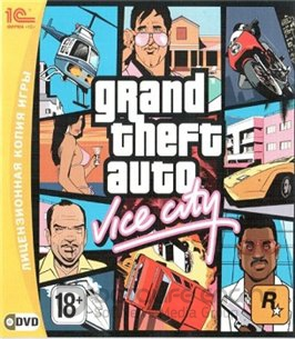 Grand Theft Auto: Vice City (2011/PC/Rus)