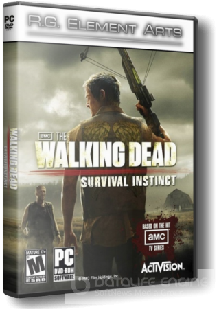 The Walking Dead: Survival Instinct (2013/PC/RePack/Rus) by R.G. Element Arts