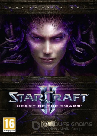 StarCraft II: Heart of the Swarm (2013) PC | L | FAiRLiGHT |