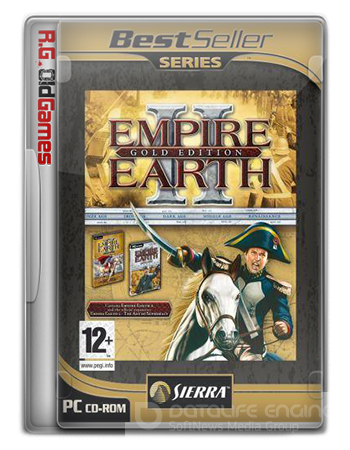 Empire Earth 2: Gold Edition [v.1.2] (2006) PC | RePack от R.G.OldGames