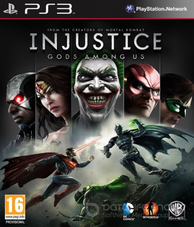 Injustice: Gods Among Us (2013) PS3 | Demo