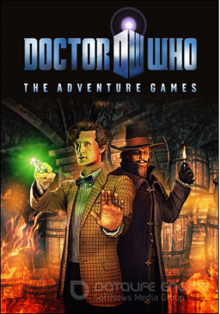Doctor Who - Dilogy (2010-2012) PC | RePack от VANSIK