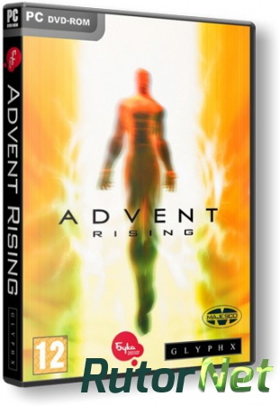 Advent Rising (2005) PC | RePack от R.G. Catalyst