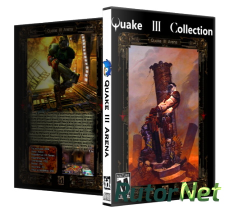 Quake 3 - Collection (2000) PC | Rip by X-NET