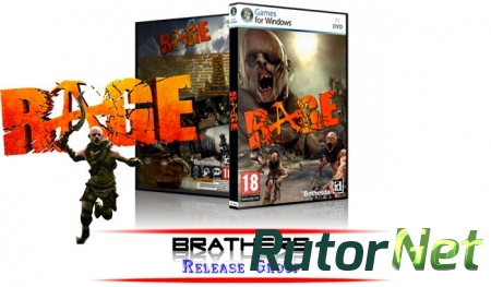 Rage (1.0.34.2015) (2011) [Rip, RU, Action (Shooter) / Add-on (Content pack) / 3D / 1st Person] (от R.G.BRATHERS)