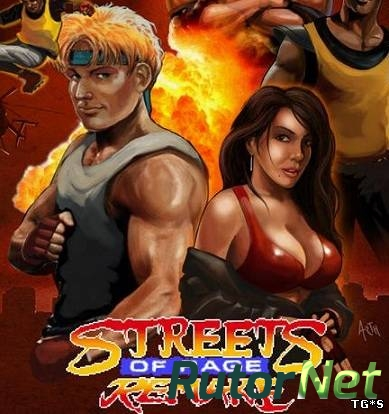 Streets Of Rage: Remake [v.5.0a:] (2013/PC/Eng)