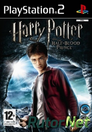[PS2] Harry Potter and the Half-Blood Prince [Full RUS/Multi10|PAL]