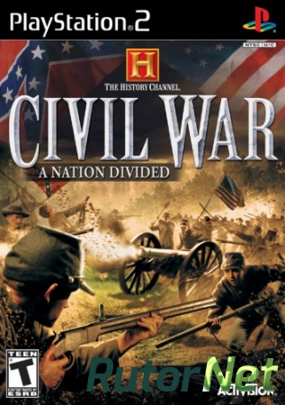 [PS2] The History Channel: Civil War - A Nation Divided [Full RUS|NTSC]