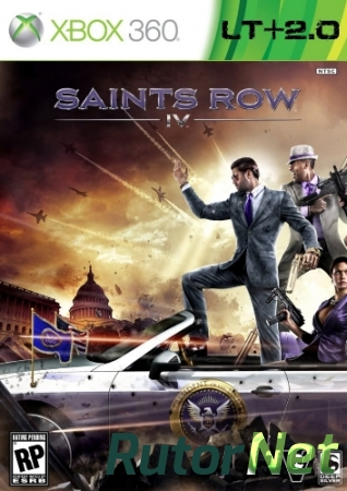 [XBOX 360]Saints Row 4 [Region Free / ENG] (LT+2.0)