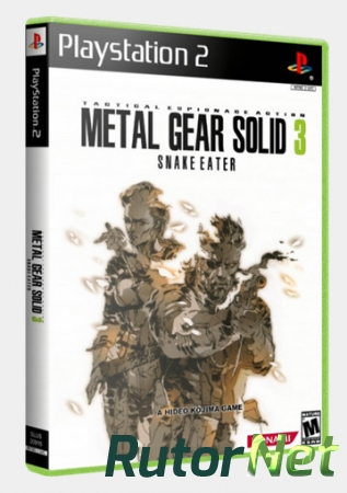 [PS2] Metal Gear Solid 3: Snake Eater [ENG|NTSC]