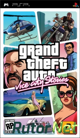 GTA Vice City Stories (Rus/2006)