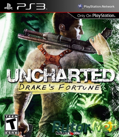 Uncharted: Drake's Fortune [RUS/ENG] [RiP]